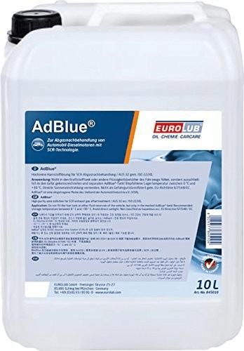 EuroLub AdBlue (10 l)