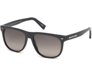 Ermenegildo Zegna Herren Sonnenbrille » EZ0034«, braun, 52V - braun/blau