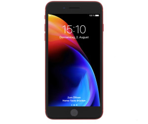 apple iphone 8 plus 64gb red ab 762 66 preisvergleich. Black Bedroom Furniture Sets. Home Design Ideas