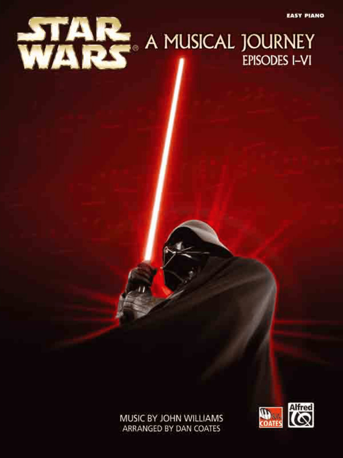 Image of Alfred Music Star Wars - A Musical Journey (Music from Episodes I - VI) 28304