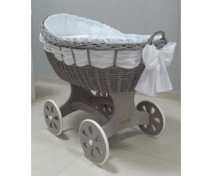 Stubenwagen holz cool original babybay stubenwagen holz