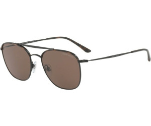 Giorgio Armani Herren Sonnenbrille » AR6058J«, braun, 30455A - braun/gold