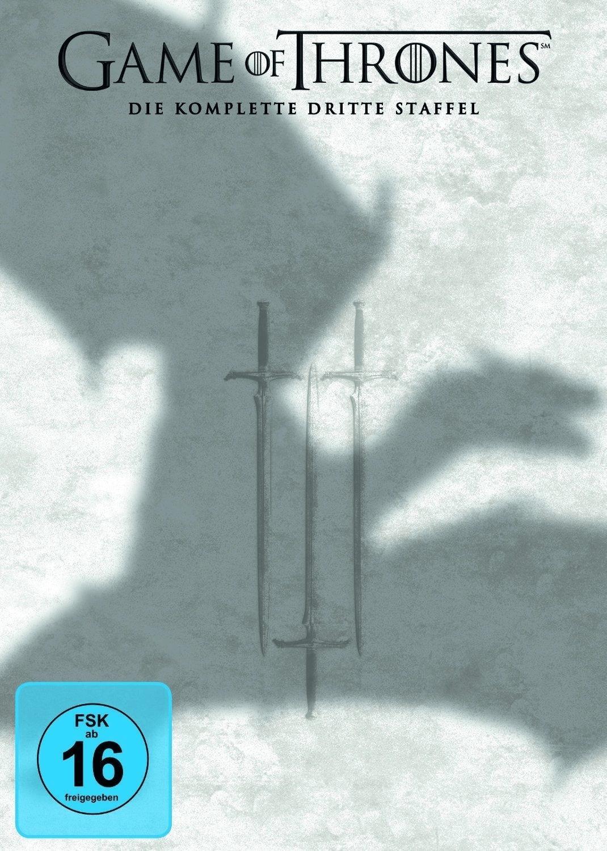 Game of Thrones - 3. Staffel [DVD]
