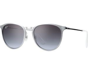 ded592ef51 Buy Ray-Ban Erika Metal RB3539 90788G (silver-black grey gradient ...