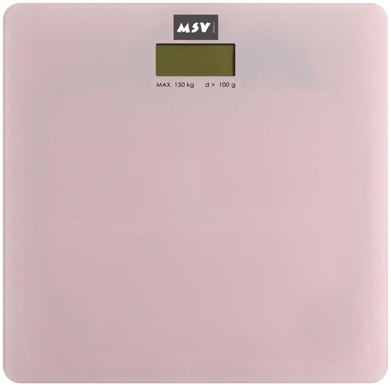 Image of MSV France Digital Scale pastel rose