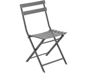 Jeune Hespéride Lot de 4 chaises pliantes Greensboro au meilleur prix SI-66