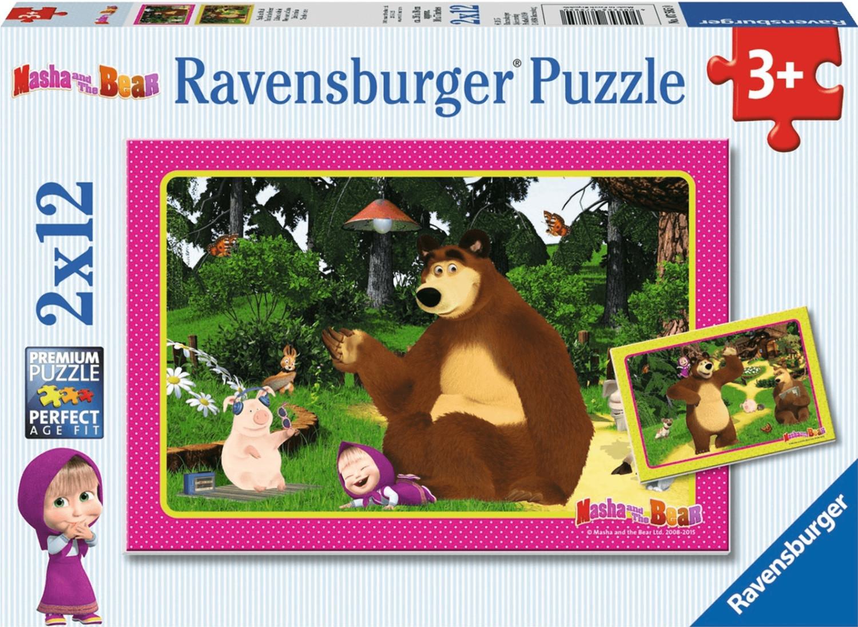 Ravensburger Spaß im Wald