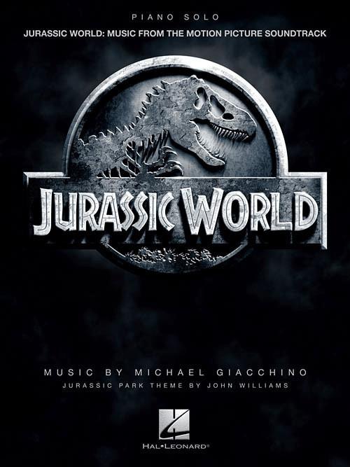 Hal Leonard Jurassic World (Piano Solo)