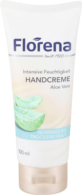 Florena Handcreme mit Bio-Aloe-Vera (100 ml)