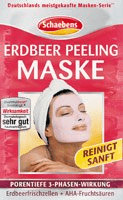 Schaebens Erdbeer Peeling Maske (15ml)