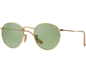 ray ban sonnenbrille round flash lenses kupfer