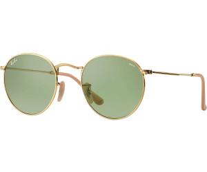 ray ban sonnenbrille round flash lenses kupfer