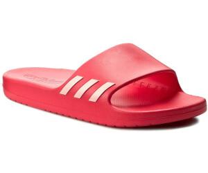 Adidas Aqualette Damen Badeschlappen (hellblau)