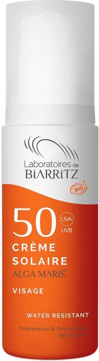 Laboratoires de Biarritz Alga Maris Sonnencreme LSF 50 Gesicht (50ml)