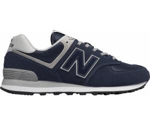 574 ML574EGN - Sneakers blu navy - Nero New Balance RNGVgi