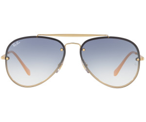 6549f187a54 Buy Ray-Ban Blaze Aviator RB3584N 001 19 (gold light blue gradient ...