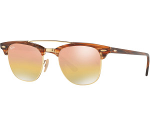 b6af22b9c3051 Buy Ray-Ban RB3816 1237I1 (light brown pink gradient mirror) from ...