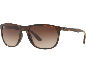Ray-Ban Sonnenbrille Justin, UV 400, braun-havana