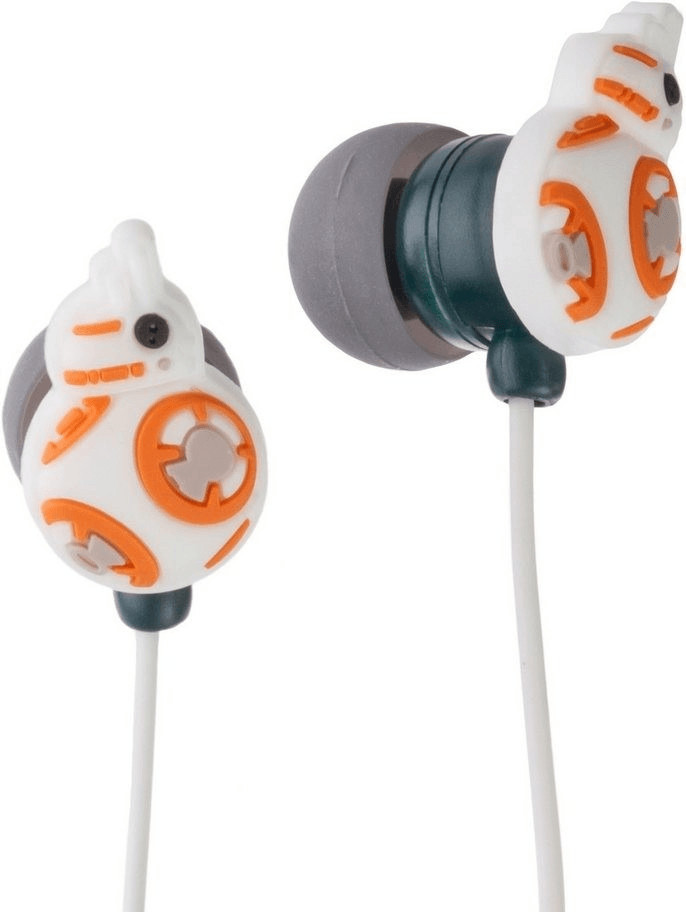 Image of Jazwares Star Wars Earbuds BB-8