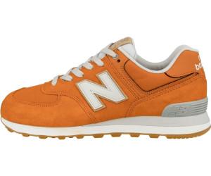 release date new balance 574 orange 84585 52c6a