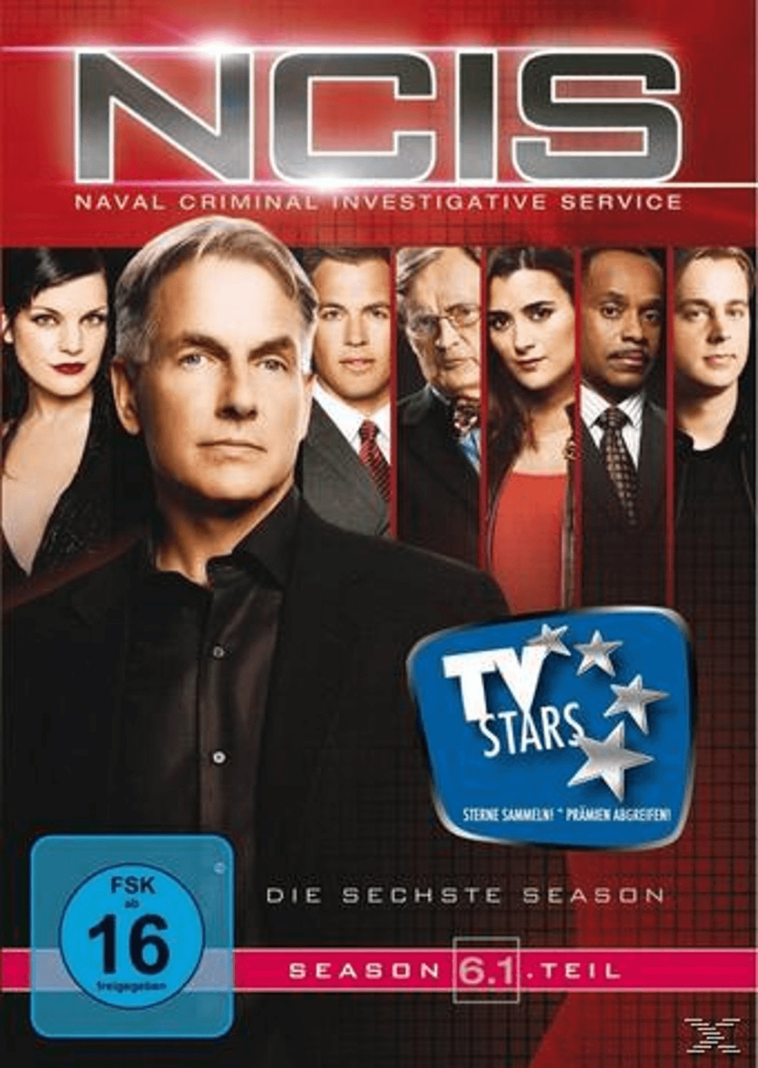 Navy CIS - Season 6 - Box 1 [DVD]