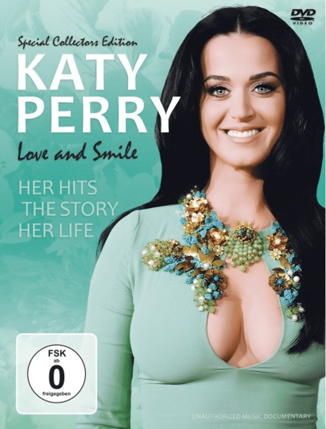Katy Perry - Love And Smile/Documentary [DVD]