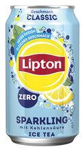 Lipton Sparkling Ice Tea Classic Zero 0,33l