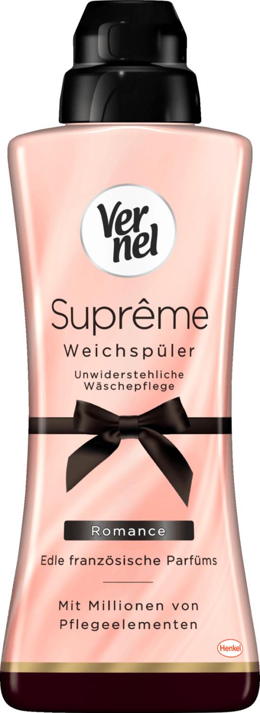 Vernel Weichspüler Supreme Romance 600 ml