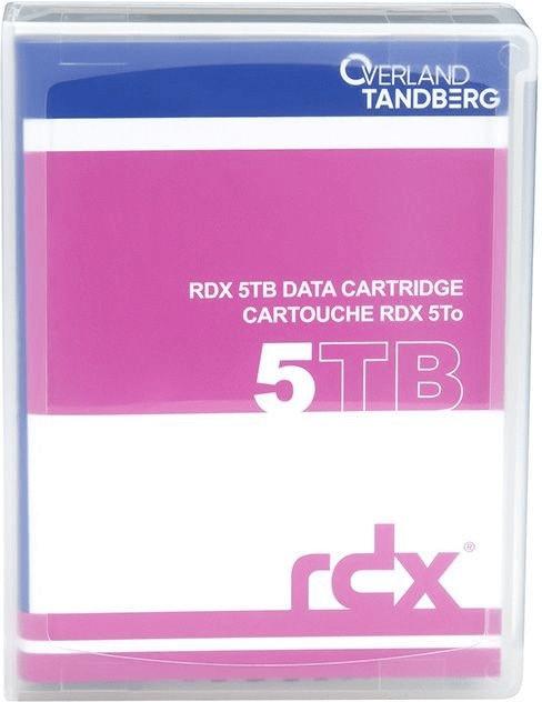 Tandberg RDX 5TB