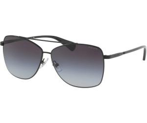 RALPH Ralph Damen Sonnenbrille » RA4121«, schwarz, 323411 - schwarz/grau
