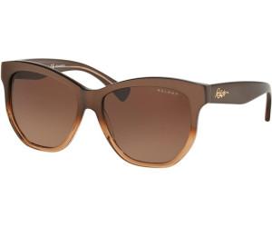 RALPH Ralph Damen Sonnenbrille » RA5219«, schwarz, 144811 - schwarz/grau