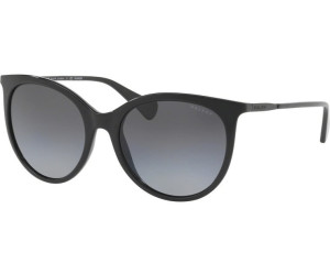 RALPH Ralph Damen Sonnenbrille » RA5232«, schwarz, 13778G - schwarz/grau