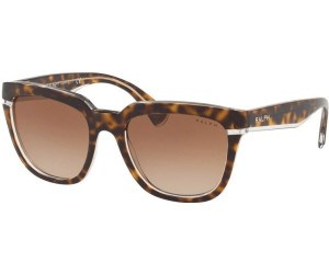 RALPH Ralph Damen Sonnenbrille » RA5237«, grau, 17008H - grau/rot