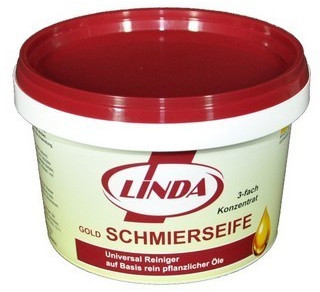 Linda Goldschmierseife 500 g