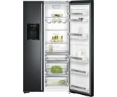 Amerikanischer Kühlschrank Admiral : Side by side kühlschrank edelstahl optik cm l