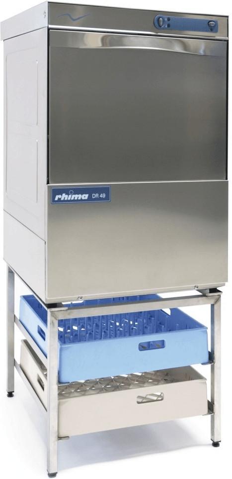 RHIMA Frontladespülmaschine DR 49