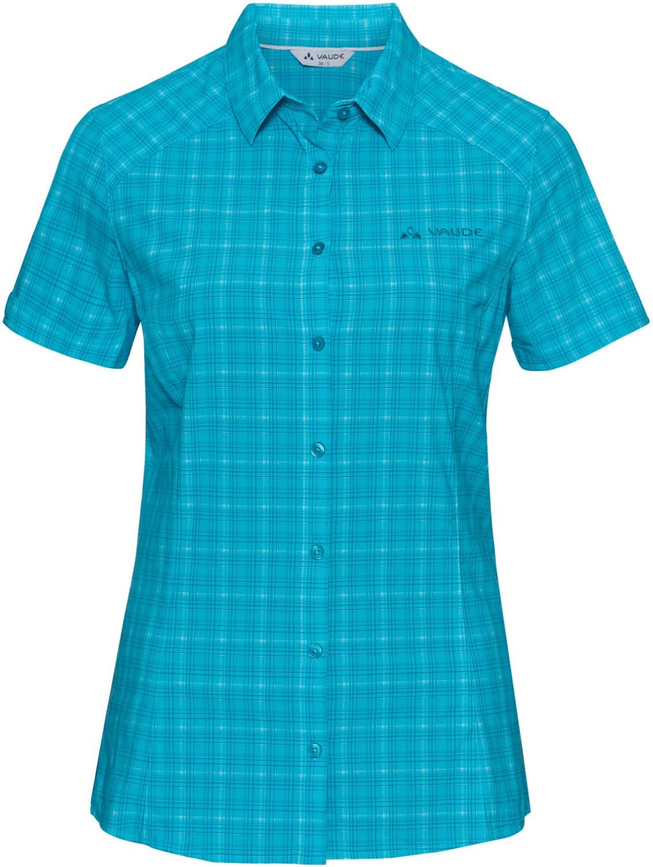 VAUDE Women´s Seiland Shirt cyan