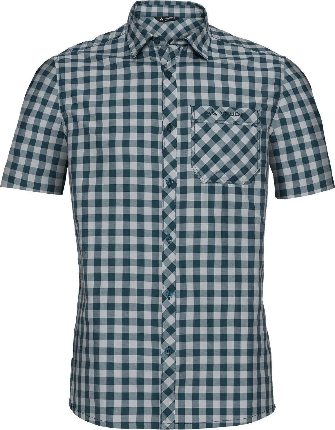 VAUDE Men´s Sonti Shirt II dark petrol