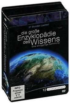 Enzyklopädie des Wissens - Steelbox [DVD]