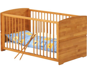 pinolino kinderbett ole 70 x 140 ab 232 52 preisvergleich bei. Black Bedroom Furniture Sets. Home Design Ideas