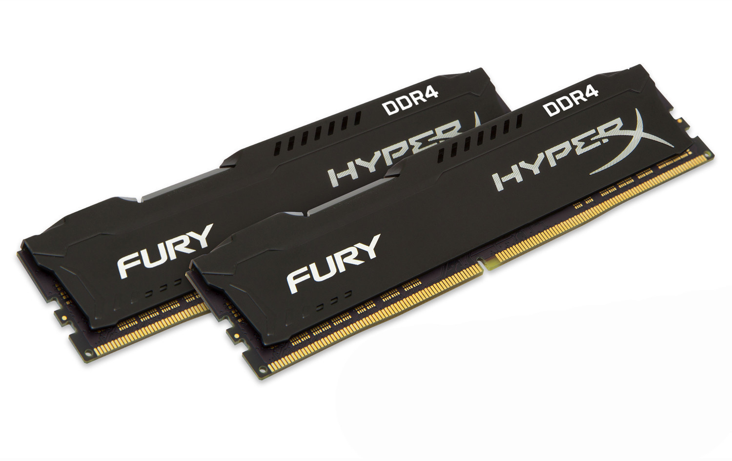 #HyperX Fury 32GB Kit DDR4-3000 CL17 (HX429C17FBK2/32)#