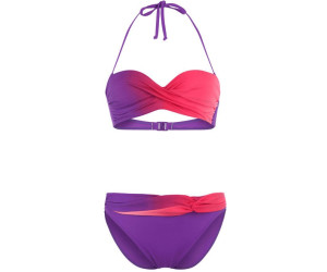 neueste auswahl Schönheit jetzt kaufen Lascana Bügel-Bandeau-Bikini (10035506373) ab 46,74 ...