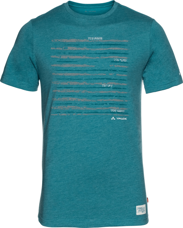 VAUDE Men´s Padum Shirt III smurf blue