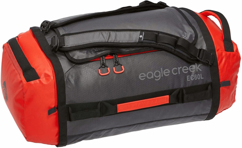 Eagle Creek Cargo Hauler Duffel M flame/asphalt (EC-020584)