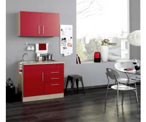 Miniküche 100 Cm Mit Kühlschrank : Smartmoebel miniküche 100 cm ab 394 90 u20ac preisvergleich bei idealo.de