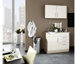 Miniküche Mit Kühlschrank 100 Cm : Smartmoebel miniküche cm ab u ac preisvergleich bei