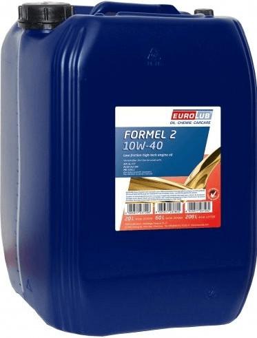 EuroLub Formel 2 10W-40 (20 l)
