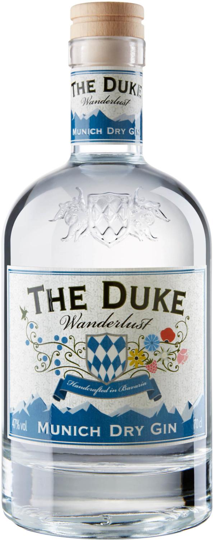The Duke Wanderlust Gin 0,7l 47%