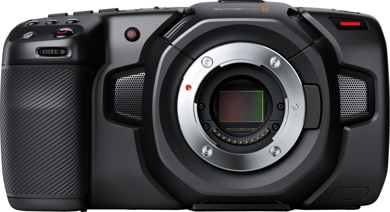 Image of Blackmagic Pocket Cinema Camera 4K