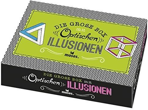 Pegasus Die grosse Box mit Optischen Illusionen (german)